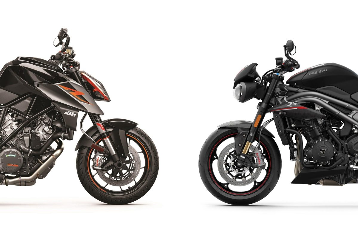 Europe & Japan Eliminate Trade Barriers on Motorcycles